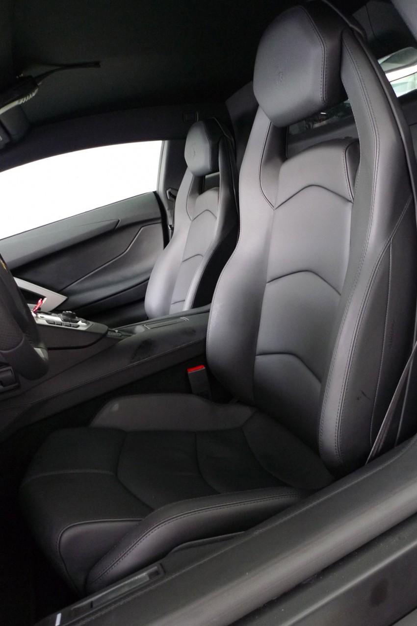 DRIVEN: Lamborghini Aventador LP700-4 in Sepang Image #70539
