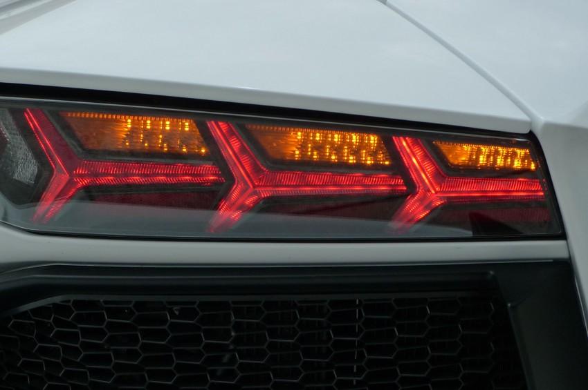 DRIVEN: Lamborghini Aventador LP700-4 in Sepang Image #70561