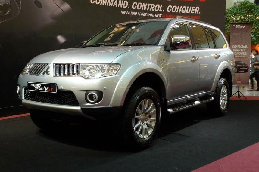 Mitsubishi Motors Malaysia Delivery Of Triton And Pajero