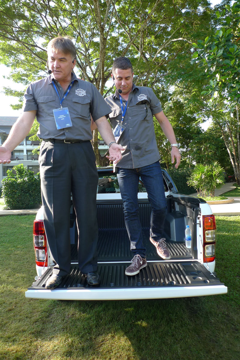 New Ford Ranger T6 Test Drive Report from Chiang Rai Image #77489