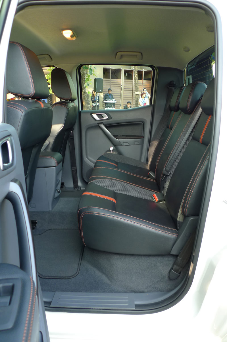 New Ford Ranger T6 Test Drive Report from Chiang Rai Image #77491