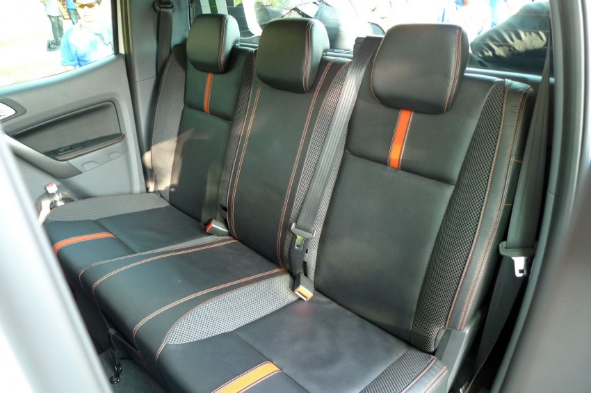 New Ford Ranger T6 Test Drive Report from Chiang Rai Image #77492