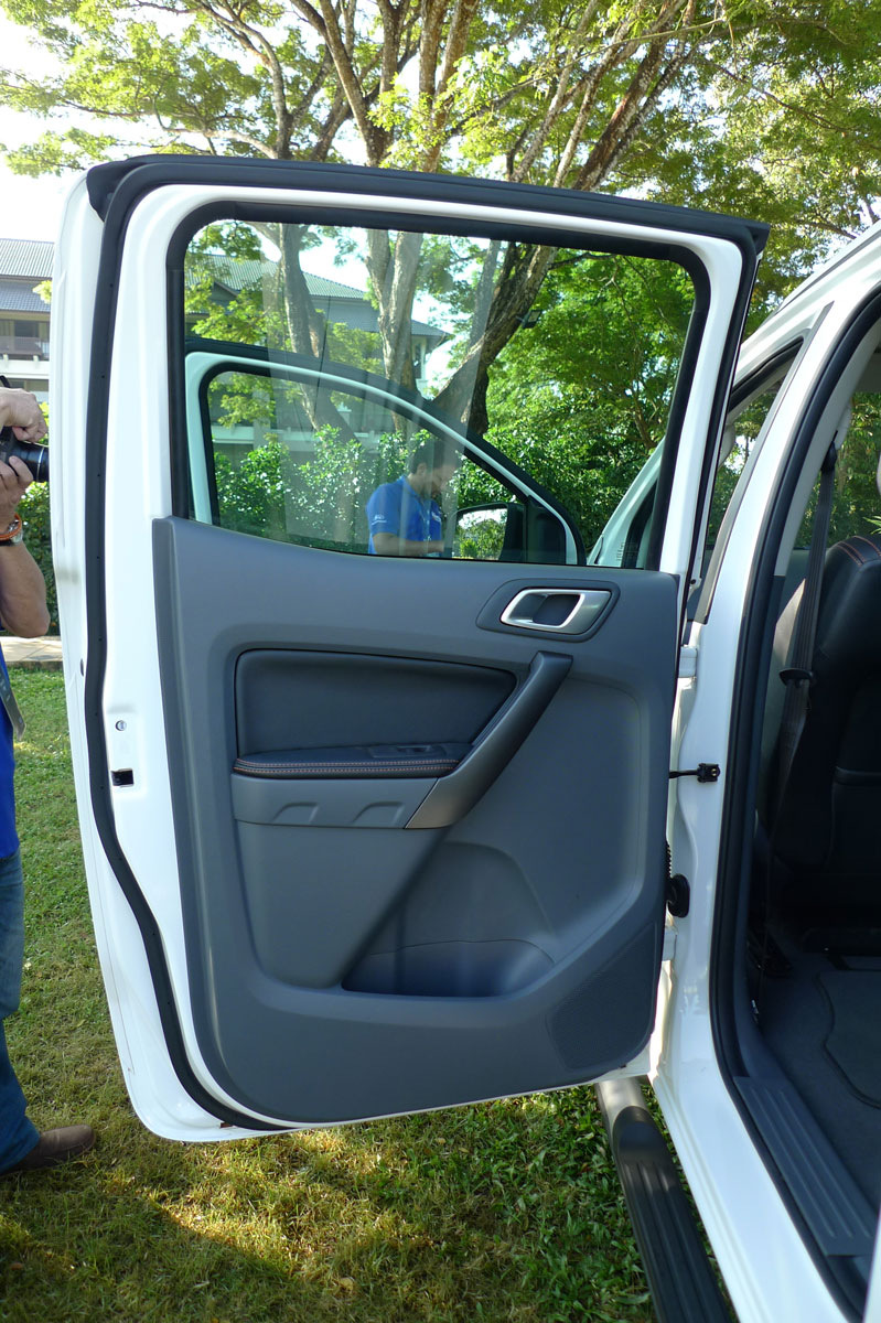 New Ford Ranger T6 Test Drive Report from Chiang Rai Image #77494