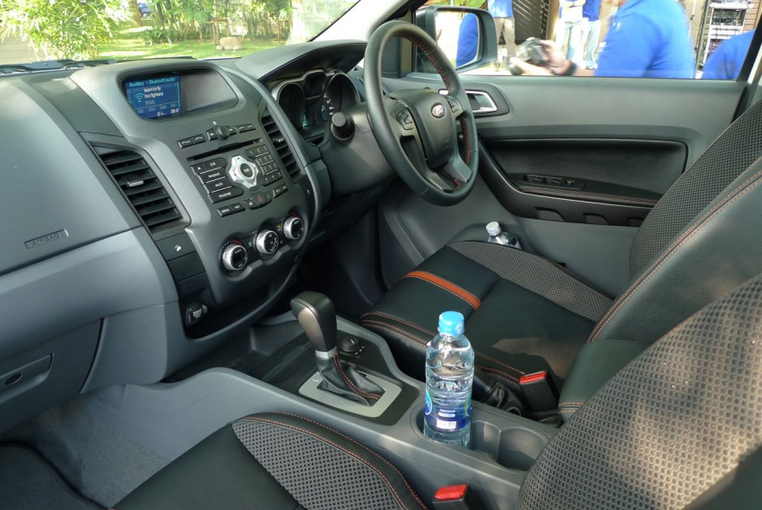 New Ford Ranger T6 Test Drive Report from Chiang Rai Image #77495