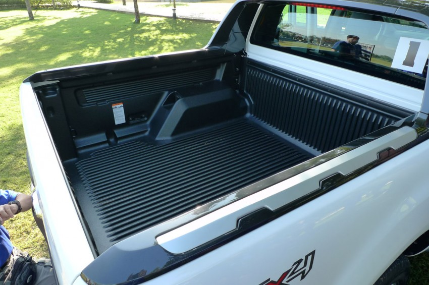 New Ford Ranger T6 Test Drive Report from Chiang Rai Image #77503
