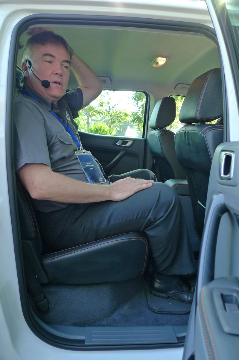 New Ford Ranger T6 Test Drive Report from Chiang Rai Image #77505