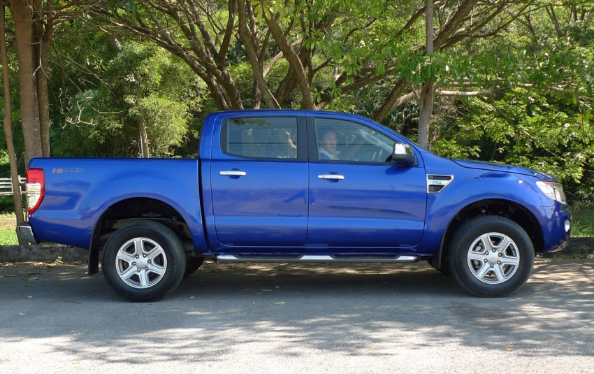 New Ford Ranger T6 Test Drive Report from Chiang Rai Image #77524