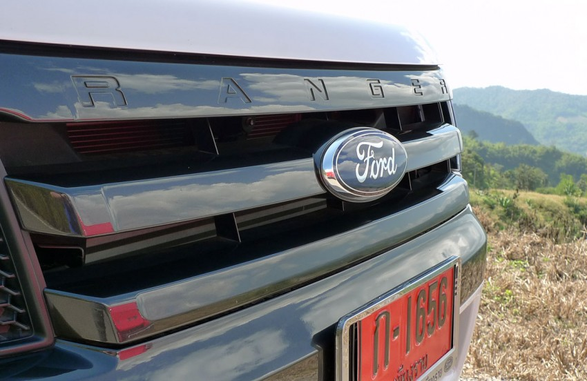 New Ford Ranger T6 Test Drive Report from Chiang Rai Image #77534