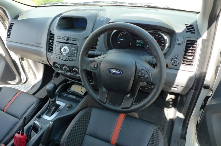 New Ford Ranger T6 Test Drive Report from Chiang Rai Image #77535