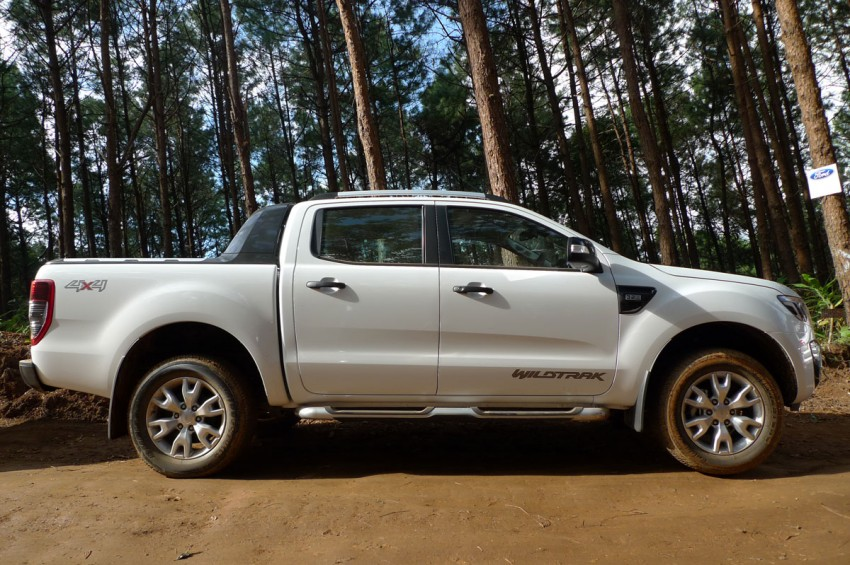 New Ford Ranger T6 Test Drive Report from Chiang Rai Image #77542