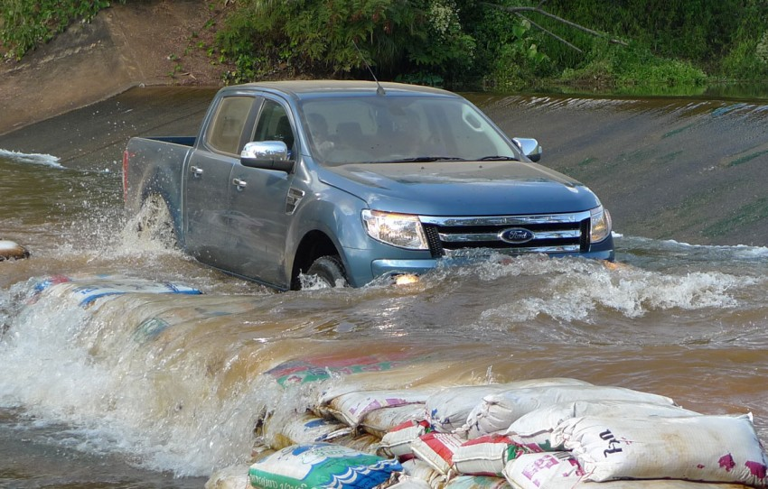New Ford Ranger T6 Test Drive Report from Chiang Rai Image #77546