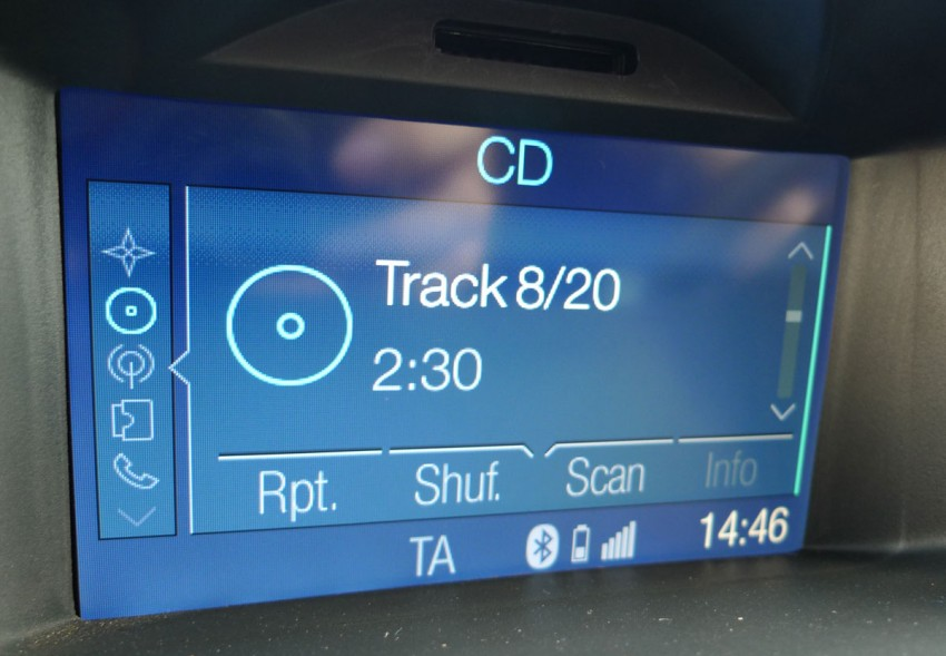 New Ford Ranger T6 Test Drive Report from Chiang Rai Image #77549
