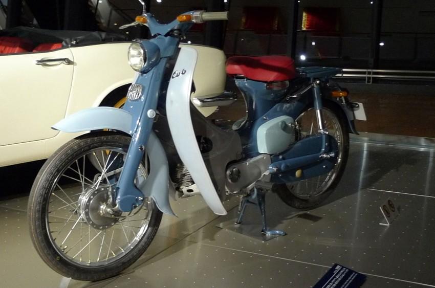 GALLERY: Landmark models at Honda Collection Hall, Twin Ring Motegi – 65 pics of cars, bikes and robots! Image #78029