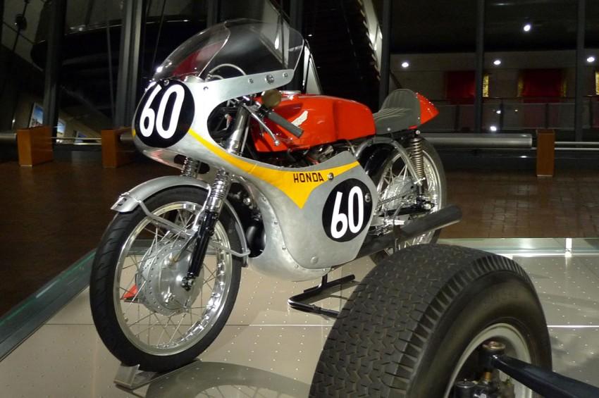 GALLERY: Landmark models at Honda Collection Hall, Twin Ring Motegi – 65 pics of cars, bikes and robots! Image #78031