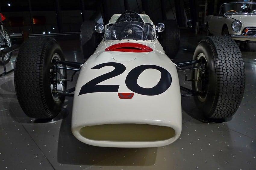 GALLERY: Landmark models at Honda Collection Hall, Twin Ring Motegi – 65 pics of cars, bikes and robots! Image #78032