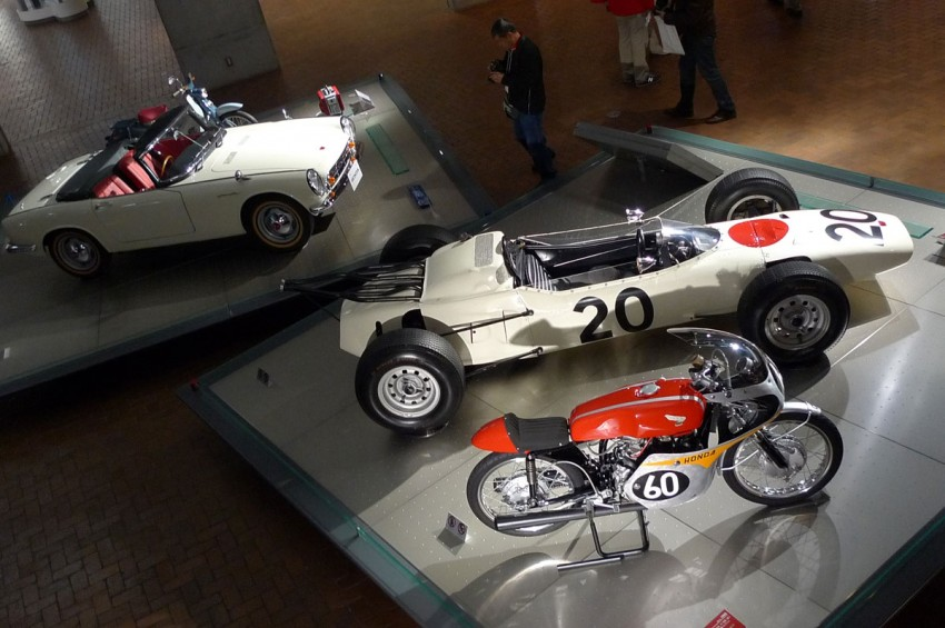 GALLERY: Landmark models at Honda Collection Hall, Twin Ring Motegi – 65 pics of cars, bikes and robots! Image #78037