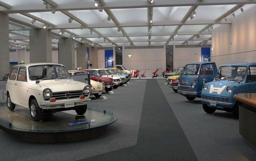 GALLERY: Landmark models at Honda Collection Hall, Twin Ring Motegi – 65 pics of cars, bikes and robots! Image #78038