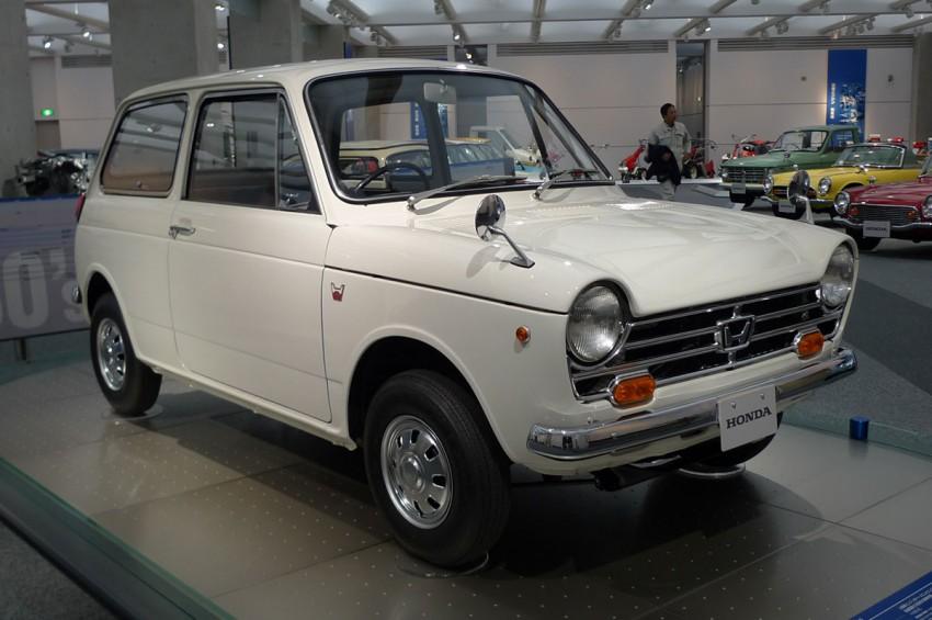 GALLERY: Landmark models at Honda Collection Hall, Twin Ring Motegi – 65 pics of cars, bikes and robots! Image #78039