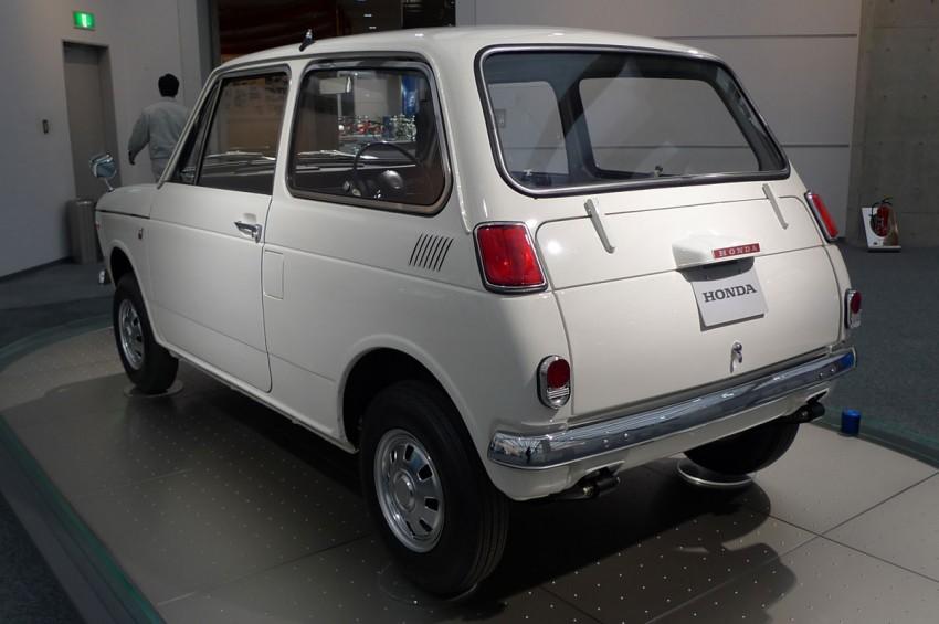 GALLERY: Landmark models at Honda Collection Hall, Twin Ring Motegi – 65 pics of cars, bikes and robots! Image #78040
