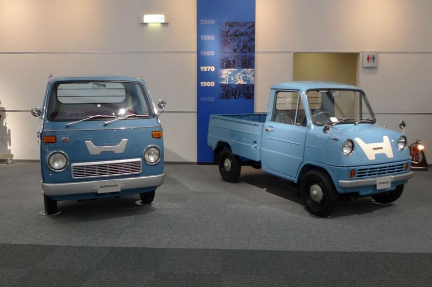 GALLERY: Landmark models at Honda Collection Hall, Twin Ring Motegi – 65 pics of cars, bikes and robots! Image #78041