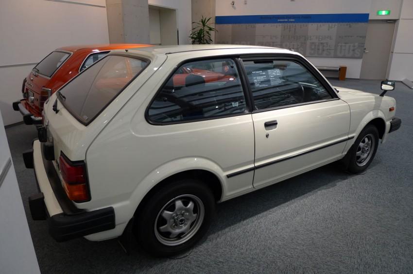 GALLERY: Landmark models at Honda Collection Hall, Twin Ring Motegi – 65 pics of cars, bikes and robots! Image #78056