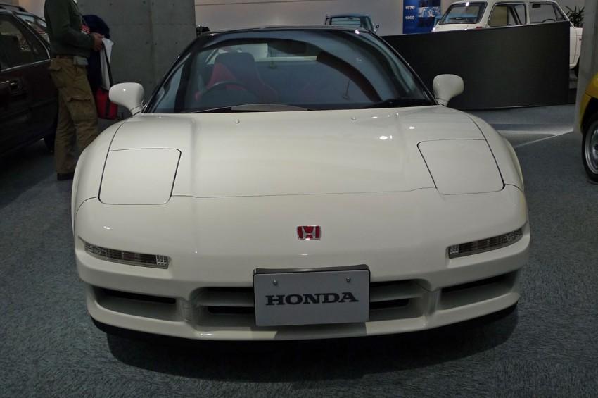 GALLERY: Landmark models at Honda Collection Hall, Twin Ring Motegi – 65 pics of cars, bikes and robots! Image #78065