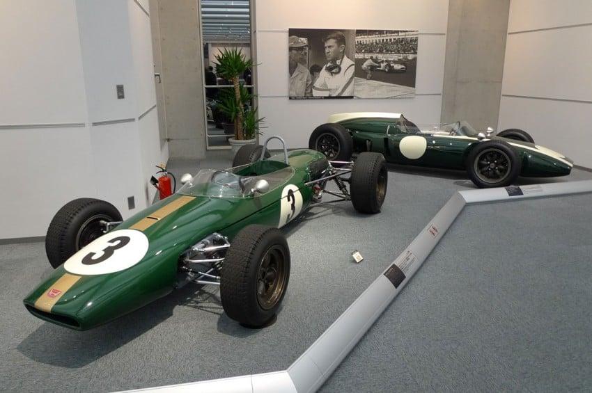 GALLERY: Landmark models at Honda Collection Hall, Twin Ring Motegi – 65 pics of cars, bikes and robots! Image #78071