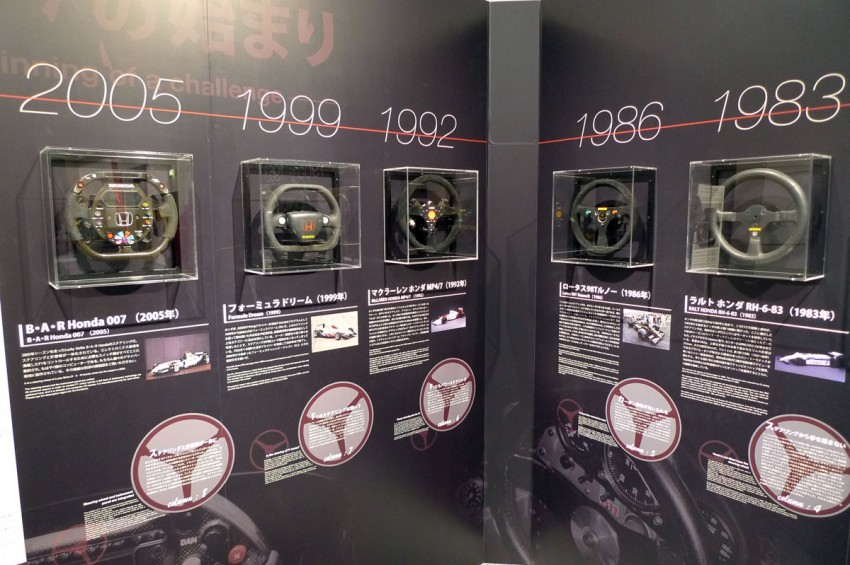 GALLERY: Landmark models at Honda Collection Hall, Twin Ring Motegi – 65 pics of cars, bikes and robots! Image #78072