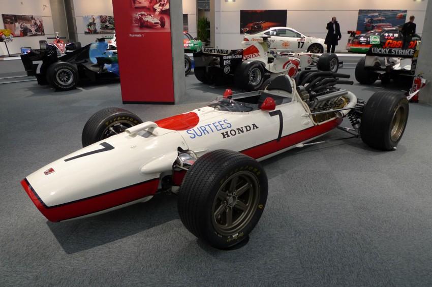 GALLERY: Landmark models at Honda Collection Hall, Twin Ring Motegi – 65 pics of cars, bikes and robots! Image #78074