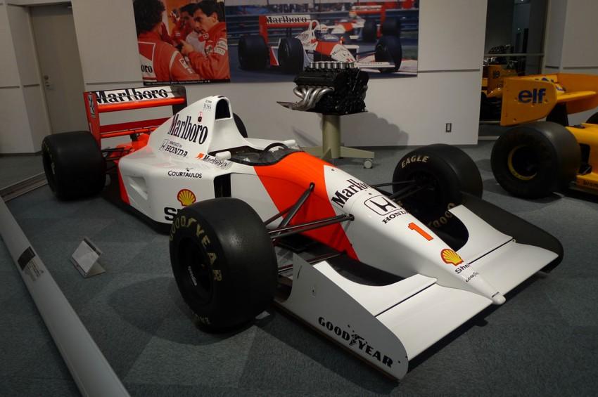 GALLERY: Landmark models at Honda Collection Hall, Twin Ring Motegi – 65 pics of cars, bikes and robots! Image #78081