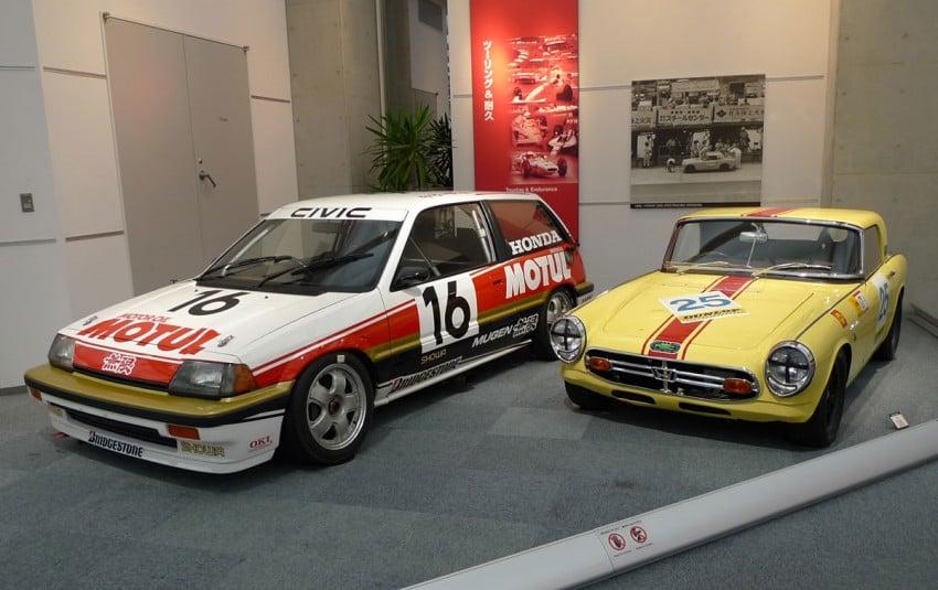 GALLERY: Landmark models at Honda Collection Hall, Twin Ring Motegi – 65 pics of cars, bikes and robots! Image #78082