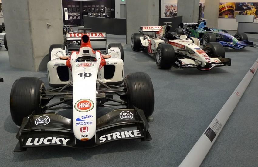 GALLERY: Landmark models at Honda Collection Hall, Twin Ring Motegi – 65 pics of cars, bikes and robots! Image #78084