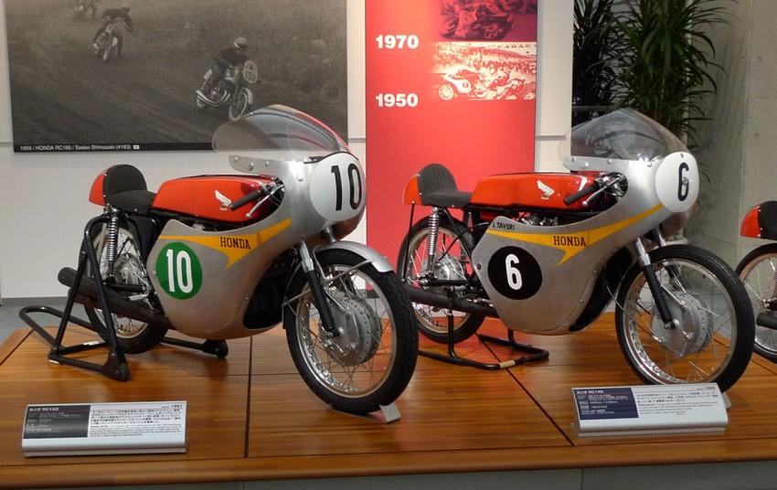 GALLERY: Landmark models at Honda Collection Hall, Twin Ring Motegi – 65 pics of cars, bikes and robots! Image #78088
