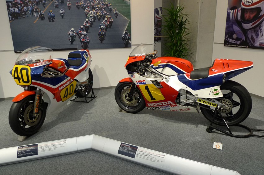 GALLERY: Landmark models at Honda Collection Hall, Twin Ring Motegi – 65 pics of cars, bikes and robots! Image #78090