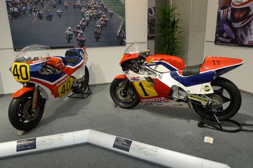 GALLERY: Landmark models at Honda Collection Hall, Twin Ring Motegi – 65 pics of cars, bikes and robots! Image #78090