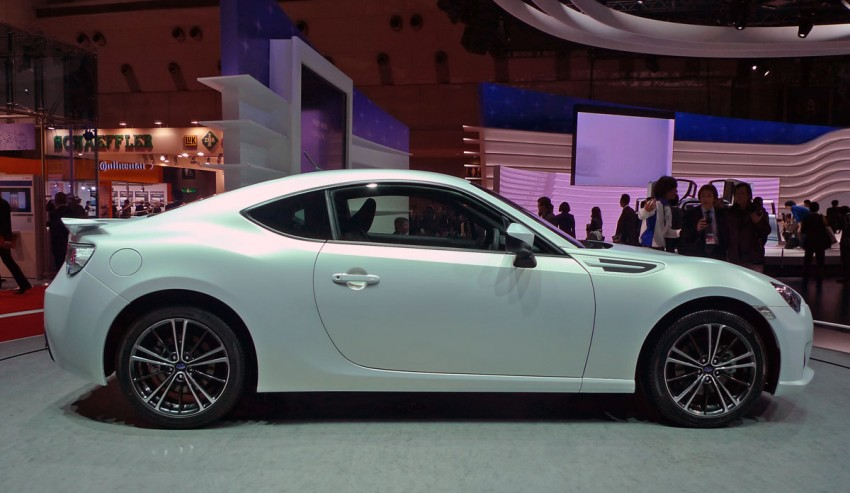 LIVE from Tokyo: Subaru BRZ, sister of the prom queen Image #78780
