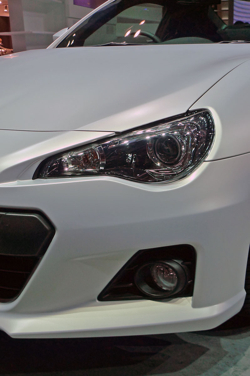 LIVE from Tokyo: Subaru BRZ, sister of the prom queen Image #78784