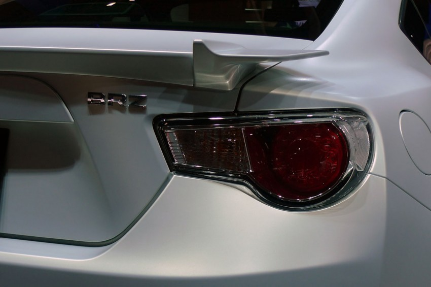 LIVE from Tokyo: Subaru BRZ, sister of the prom queen Image #78788