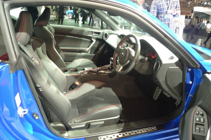 LIVE from Tokyo: Subaru BRZ, sister of the prom queen Image #78795