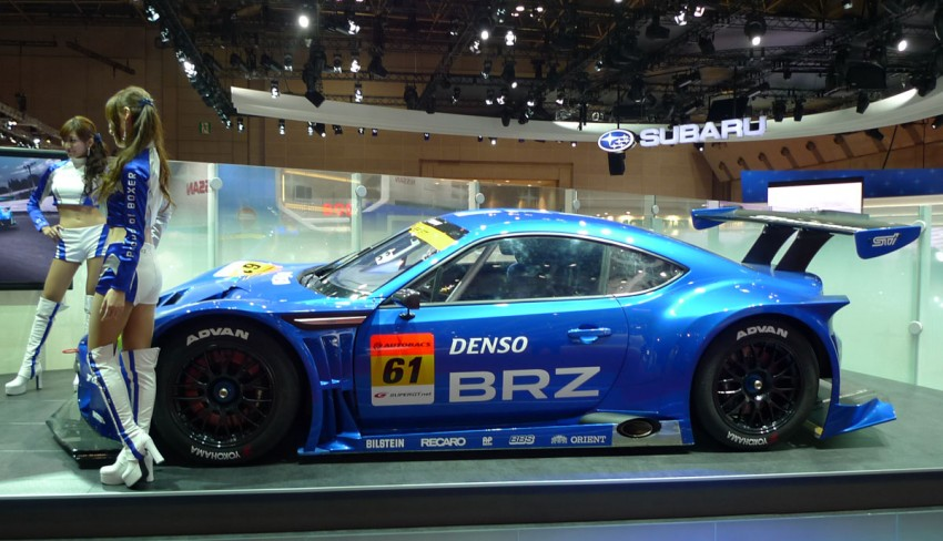 LIVE from Tokyo: Subaru BRZ, sister of the prom queen Image #78819