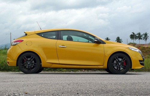 Renault megane rs 265 reliability issues