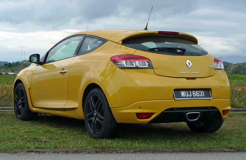Renault Megane RS: How does it perform as a daily driver? Image #81818