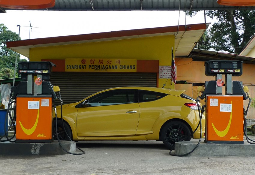 Renault Megane RS: How does it perform as a daily driver? Image #81821
