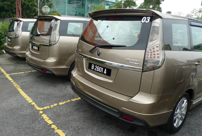 DRIVEN: Proton Exora Bold Turbo first impressions Image #80874