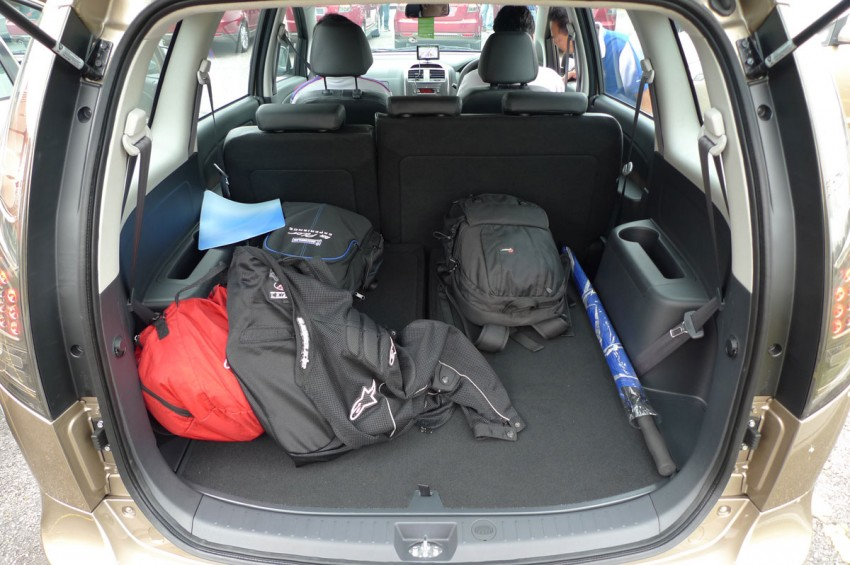 DRIVEN: Proton Exora Bold Turbo first impressions Image #80878