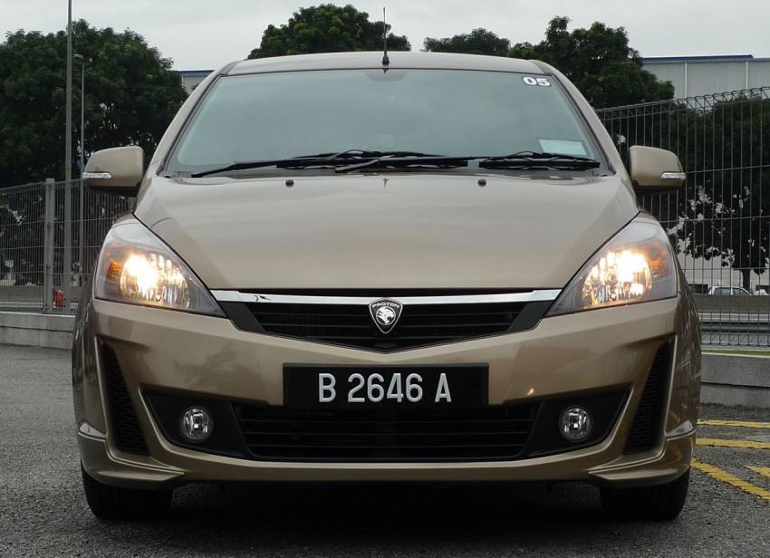 DRIVEN: Proton Exora Bold Turbo first impressions Image #80881