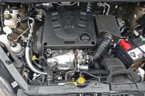 driven proton exora bold turbo  impressions