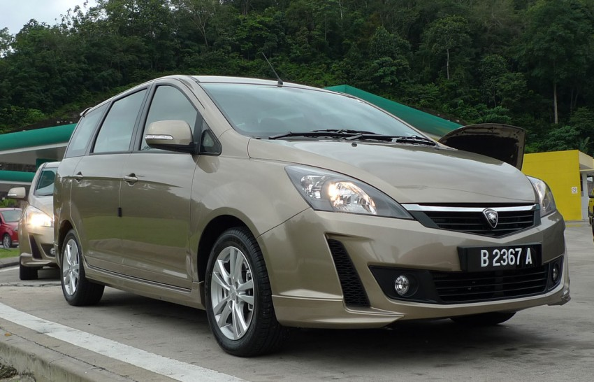 DRIVEN: Proton Exora Bold Turbo first impressions Image #80904