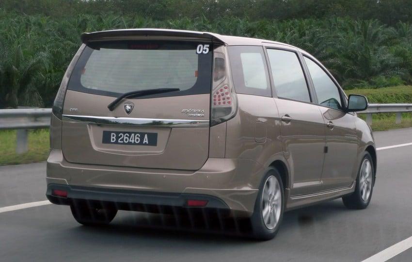 DRIVEN: Proton Exora Bold Turbo first impressions Image #80913