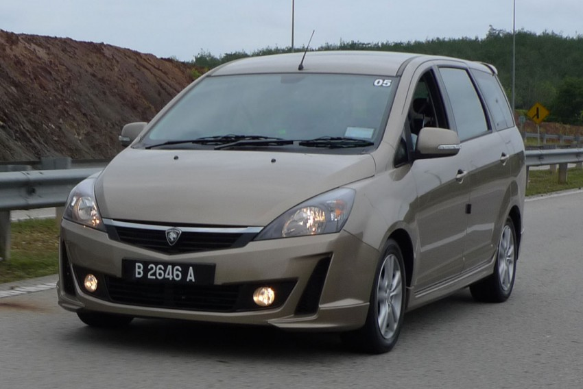 DRIVEN: Proton Exora Bold Turbo first impressions Image #80914